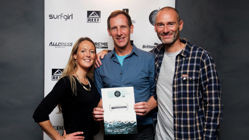 OUT IN THE LINE-UP wins international awards
